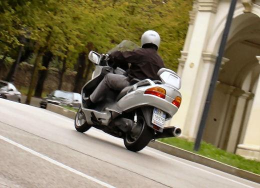 Suzuki Burgman 650 – Long Test Ride - Foto 8 di 45