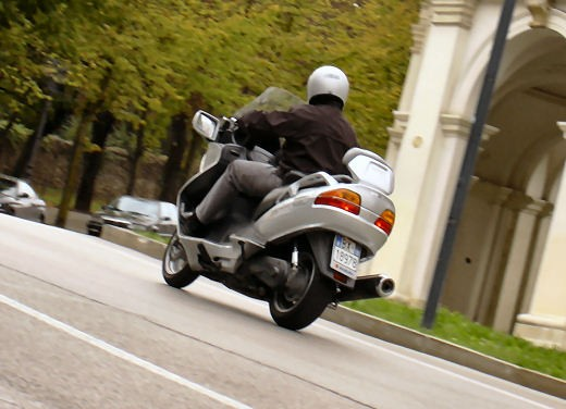 Suzuki Burgman 650 – Long Test Ride - Foto 8 di 45