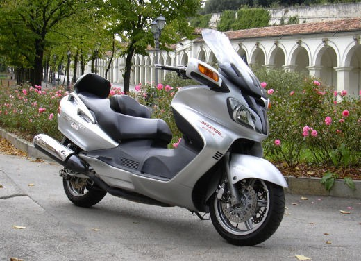 Suzuki Burgman 650 – Long Test Ride - Foto 10 di 45