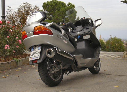 Suzuki Burgman 650 – Long Test Ride - Foto 13 di 45