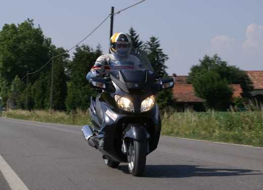 Suzuki Burgman 650 – Long Test Ride - Foto 36 di 45