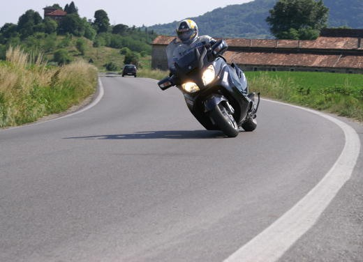 Suzuki Burgman 650 – Long Test Ride - Foto 38 di 45