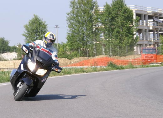 Suzuki Burgman 650 – Long Test Ride - Foto 40 di 45