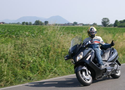 Suzuki Burgman 650 – Long Test Ride - Foto 42 di 45