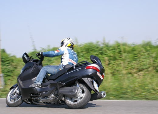 Suzuki Burgman 650 – Long Test Ride - Foto 43 di 45