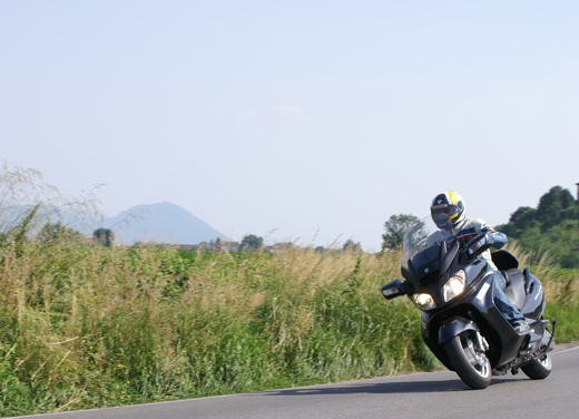 Suzuki Burgman 650 – Long Test Ride - Foto 18 di 45