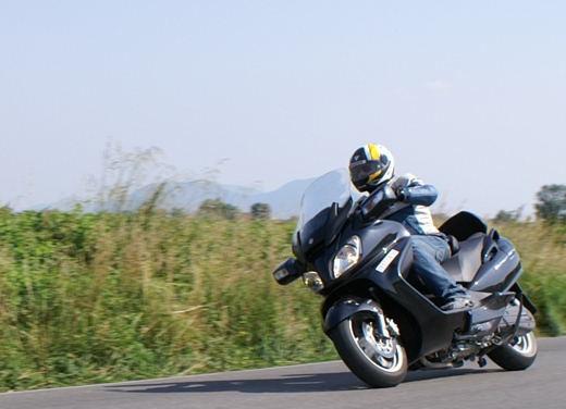 Suzuki Burgman 650 – Long Test Ride - Foto 19 di 45