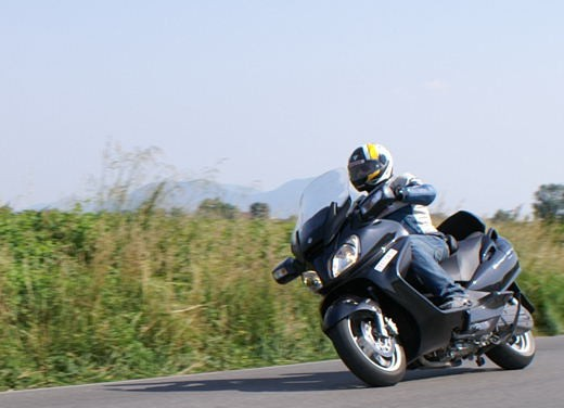 Suzuki Burgman 650 – Long Test Ride - Foto 19 di 45