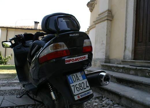 Suzuki Burgman 650 – Long Test Ride - Foto 22 di 45