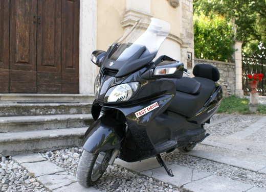 Suzuki Burgman 650 – Long Test Ride - Foto 24 di 45