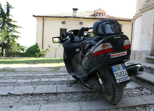 Suzuki Burgman 650 – Long Test Ride - Foto 25 di 45