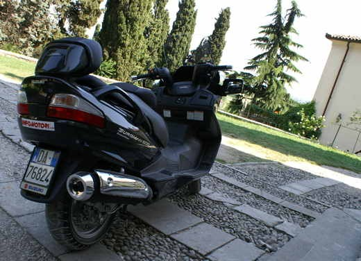 Suzuki Burgman 650 – Long Test Ride - Foto 26 di 45