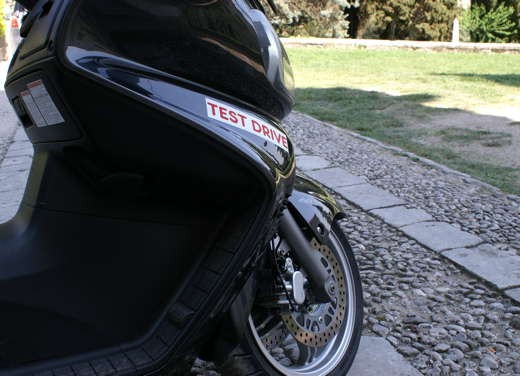 Suzuki Burgman 650 – Long Test Ride - Foto 27 di 45