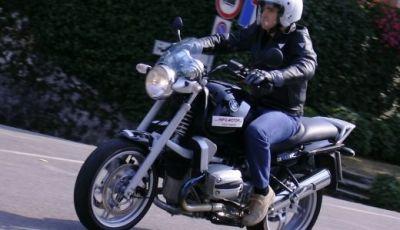 BMW R850 R: Test Ride