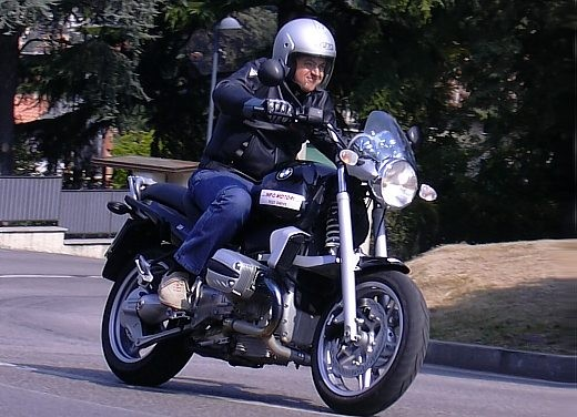 BMW R850 R: Test Ride - Foto 4 di 14