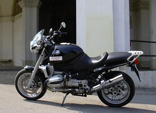 BMW R850 R: Test Ride - Foto 7 di 14
