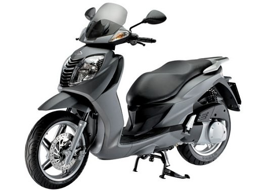 Malaguti Password 250: Test Drive - Foto 21 di 22