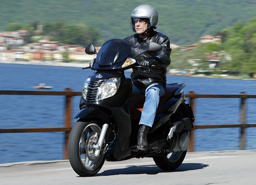 Malaguti Password 250: Test Drive - Foto 20 di 22