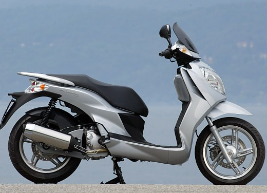 Malaguti Password 250: Test Drive - Foto 16 di 22