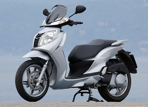 Malaguti Password 250: Test Drive - Foto 15 di 22