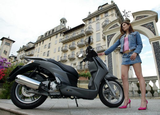 Malaguti Password 250: Test Drive - Foto 5 di 22