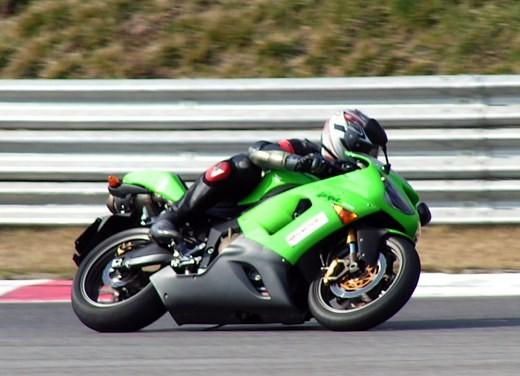 Kawasaki Ninja ZX-6R '05: Test Ride - Foto 3 di 17