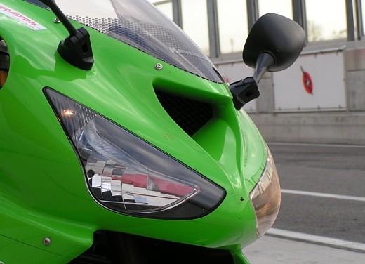 Kawasaki Ninja ZX-6R '05: Test Ride - Foto 13 di 17
