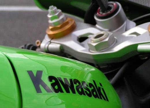 Kawasaki Ninja ZX-6R '05: Test Ride - Foto 14 di 17
