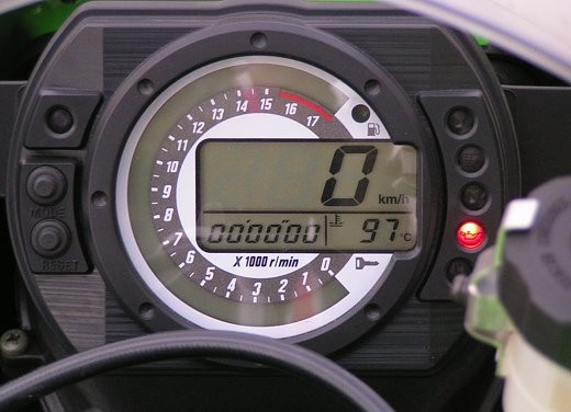Kawasaki Ninja ZX-6R '05: Test Ride - Foto 16 di 17
