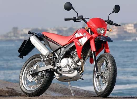 Yamaha XT125 X: Test ride - Foto 10 di 19