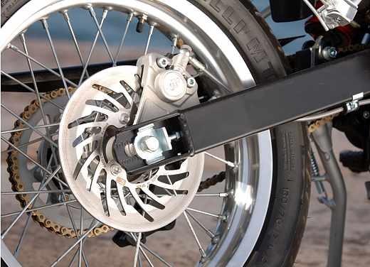 Yamaha XT125 X: Test ride - Foto 14 di 19