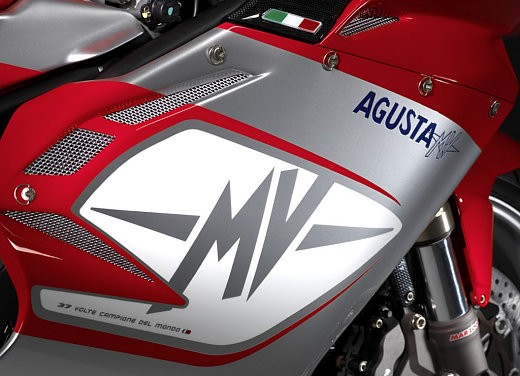 MV Agusta F4 1000 Corse - Foto 3 di 10