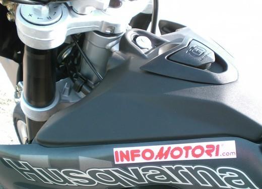 Husqvarna SM 610ie – Long Test Ride - Foto 47 di 48