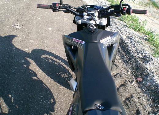 Husqvarna SM 610ie – Long Test Ride - Foto 48 di 48