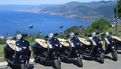 Nuova Vespa GTS 250: Test Ride