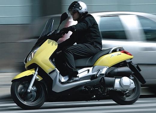 Yamaha X-Max - Foto 7 di 15