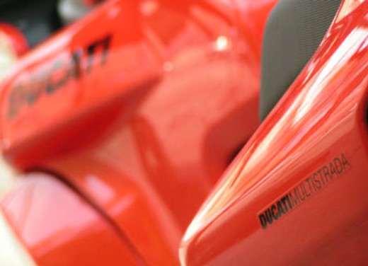 Ducati Multistrada 620: Test Ride - Foto 10 di 30