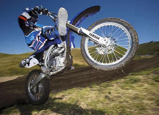 Yamaha gamma Off-Road 2006 - Foto 4 di 16