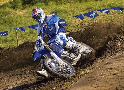 Yamaha gamma Off-Road 2006 - Foto 9 di 16