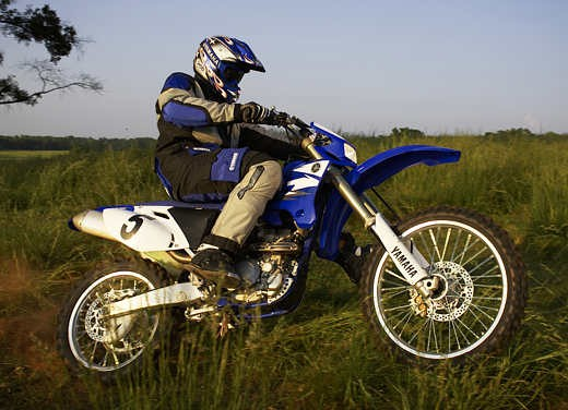 Yamaha gamma Off-Road 2006 - Foto 10 di 16