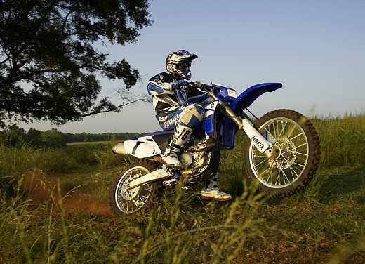 Yamaha gamma Off-Road 2006 - Foto 11 di 16