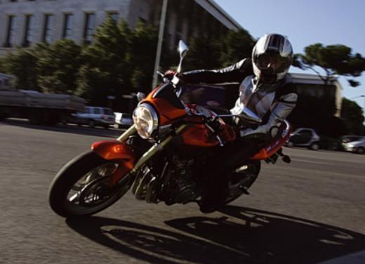 Honda Hornet 600 e FMX650 - Foto 4 di 11