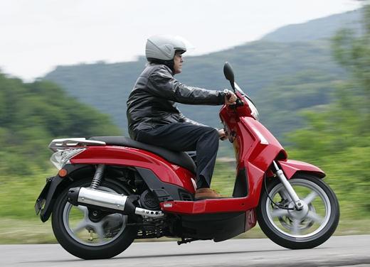 Kymco People 200 – Test Ride - Foto 5 di 10