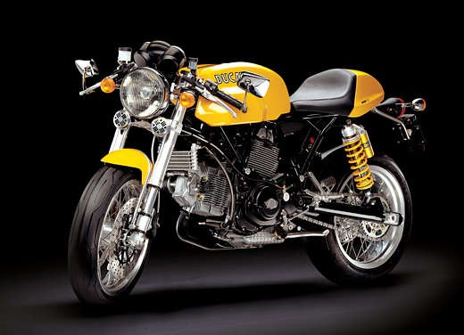Ducati SportClassic - Foto 3 di 17