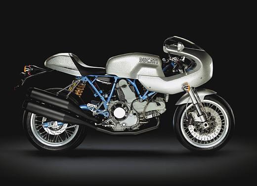 Ducati SportClassic - Foto 10 di 17