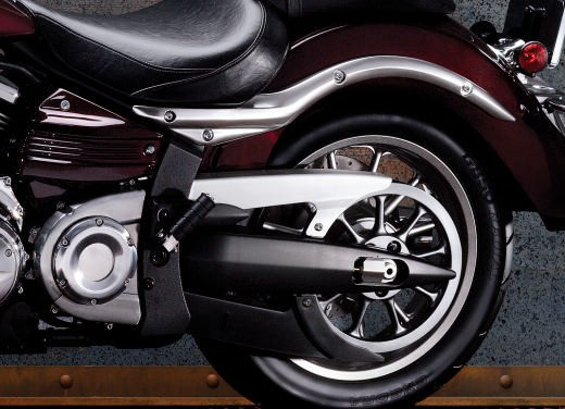 Yamaha XV 1900 - Foto 8 di 11