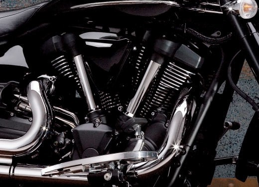 Yamaha XV 1900 - Foto 9 di 11