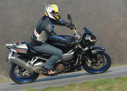 Aprilia Tuono 1000 R M.Y.07 – Test Ride - Foto 13 di 56