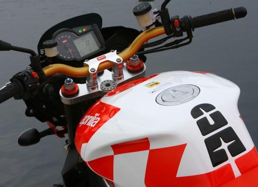 Aprilia Tuono 1000 R M.Y.07 – Test Ride - Foto 25 di 56