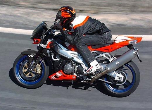 Aprilia Tuono 1000 R M.Y.07 – Test Ride - Foto 55 di 56